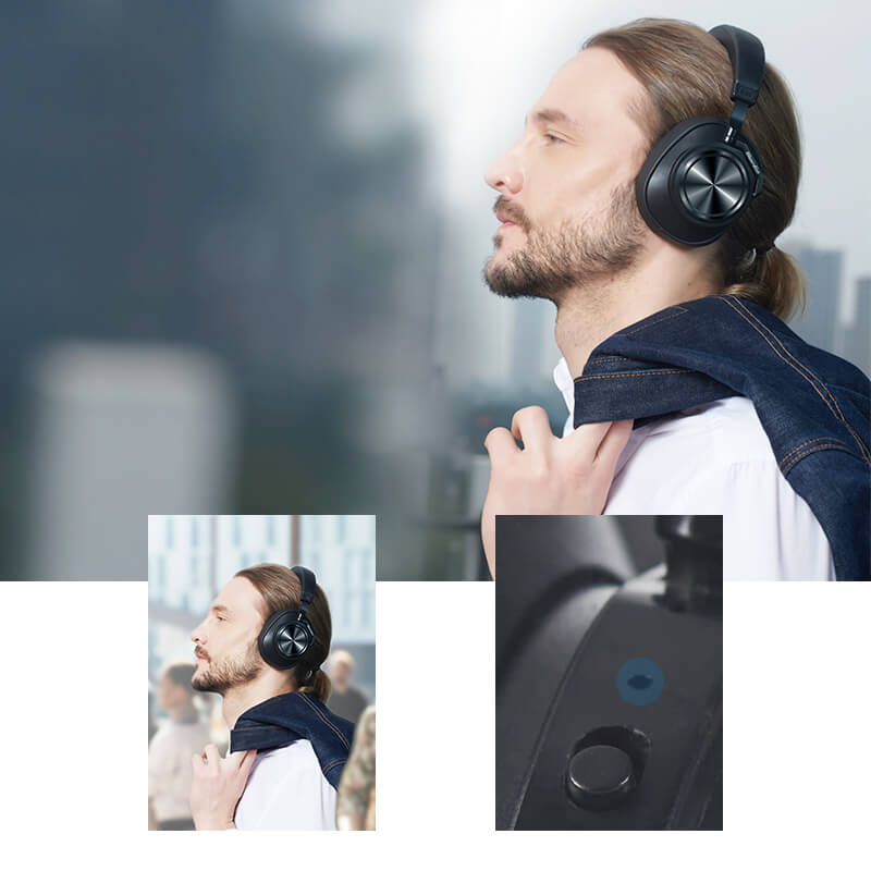 Excellent abilities for noise reduction with a competitive price